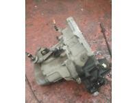 Peugeot 206 gearbox
