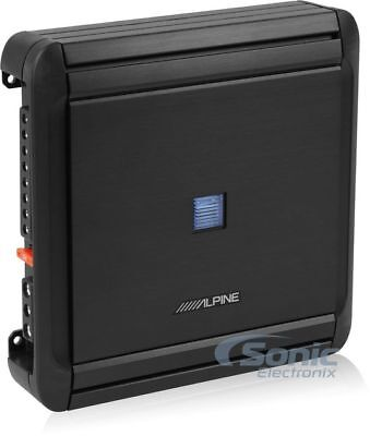 ALPINE 300W 4-Channel Class D V-Power Series Compact Car Amp