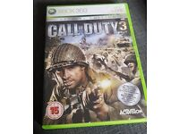 Call Of Duty 3 Xbox 360 Game XBOX ONE