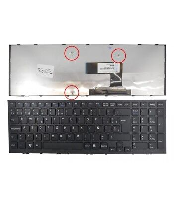 Tastatur für Laptop Sony Vaio Vpc-El 9Z.N5CSW.B0S 148969381 sbbsw