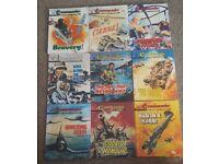 Commando comics ×25 1982/83