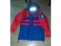 Helly hansen age 10 childs coat