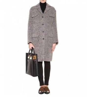 acne studios Tessa Boucle Coat Size Us 4-6
