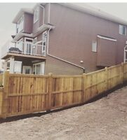 Licenced Professional Fence Building