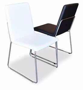 Kitos Dining Chair_ Available in Black or White Joondalup Area Preview