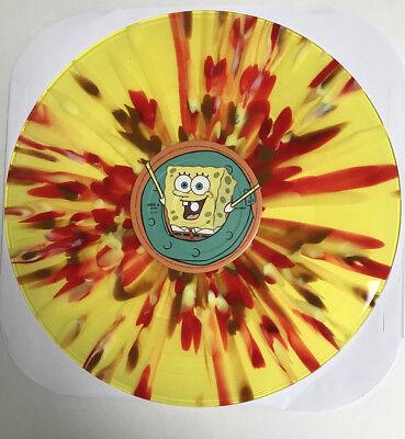 Spongebob Squarepants Original Theme Highlights Vinyl LP soundtrack ween pantera (Spongebob Themes)