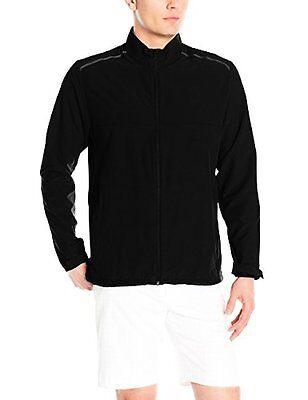 TaylorMade - Adidas Golf Apparel adidas Mens Adi Club Stretch Wind Jacket