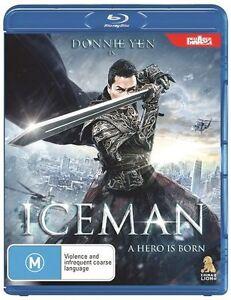 Iceman * blu-ray NEW * Donnie Yen