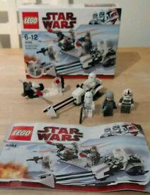 Lego 8084 starwars