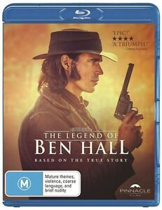 The Legend Of Ben Hall (Blu-ray, 2017)