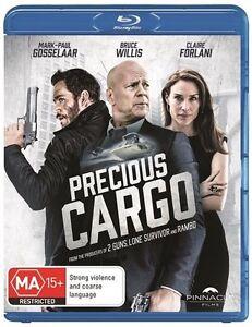 Precious Cargo Blu-ray [Region B] [New]