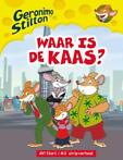 Waar is de kaas? - Geronimo Stilton - Hardcover