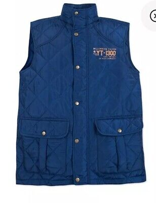 Disney Clothing For Adults (Star Wars Han Solo Vest for Adults-Disney Parks- S -)