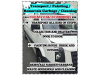Man&Van LWB Transport/Delivery/Collection/Cleaning / Removals/Painter/Garbage/House/Garden/Coventry