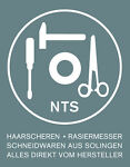 NTS-Solingen Online-Shop Selection