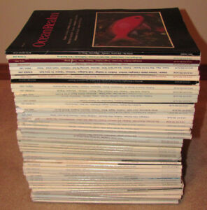 complete collection ocean realm magazine issues 1-57