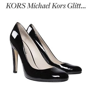 Brand New Michael Kors Patent Leather Pumps