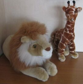 Soft Toys - Disney, Hello Kitty, Spongebob, Animals and more. £1.50 - £3.50