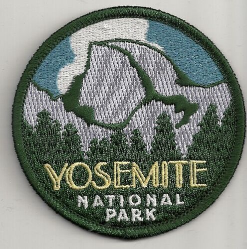 Yosemite National Park Souvenir Patch