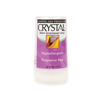 Crystal Body Deodorant Travel Stick 1.5 oz Stick(S)