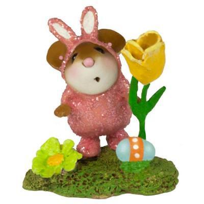 Wee Forest Folk M 344B Easter Romper Girl