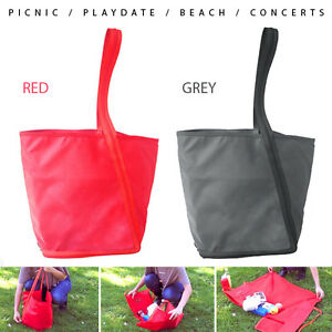 BRAND NEW FUN Bag - Unfolds from Bag to Mat