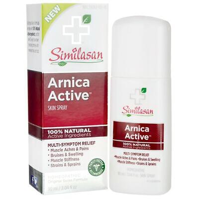 Similasan Arnica Active Spray 3.04 Fluid Ounce, for Temporar