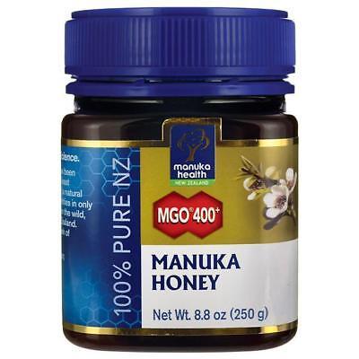 Manuka Health MGO 400+ Manuka Honey 250g.