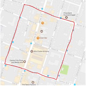 Wanted: Parking Spot -James St N between Cannon and Barton Area