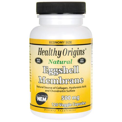 Healthy Origins Eggshell Membrane 500 mg 120 Veg Caps