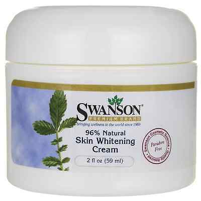 Swanson Skin Whitening Cream 2 fl oz (59 ml) Cream