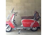 Lambretta tv 175 series 3