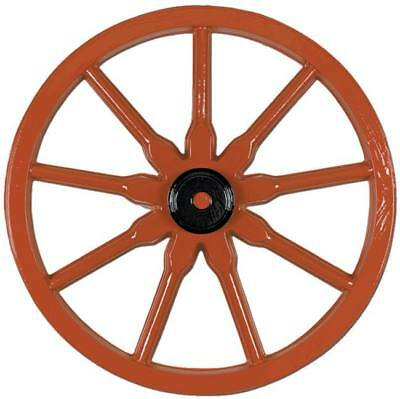 Plastic Wagon Wheel 23 Inch Western Wild West Ranch Horse Party Decoration Prop - Western Prop