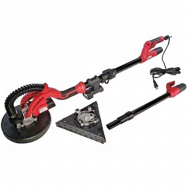 BN Products Electric Drywall Sander Interchangeable Round & Triangular Heads