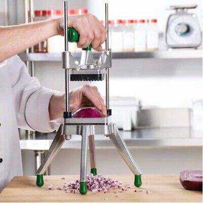 14 Vegetable Fruit Dicer Onion Tomato Slicer Chopper Restaurant Commercial