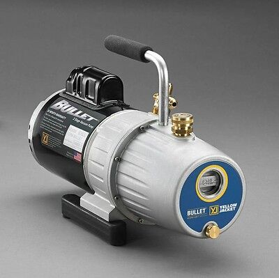 Ritchie Yellow Jacket 93600 Bullet 7 Cfm Vacuum Pump