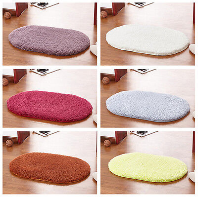 Water Absorbent Non-Slip Mat Kitchen Bath Bathroom Carpet Bedroom Floor Door - Absorbs Water