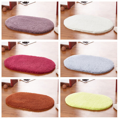 Water Absorbent Non-Slip Mat Kitchen Bath Bathroom Carpet Be