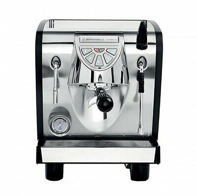 Nuova Simonelli Musica Espresso Coffee Machine With Black Lining