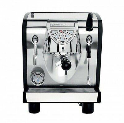 Nuova Simonelli Musica Espresso Coffee Machine With Black Lining