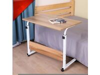£18.99 New Removable Computer Desk Office Table Bedroom TV Dinner Table Free Fast Delivery