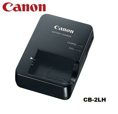 Original Genuine CANON G7X G5X G9X SX720 SX620 NB-13L Battery Charger CB-2LH