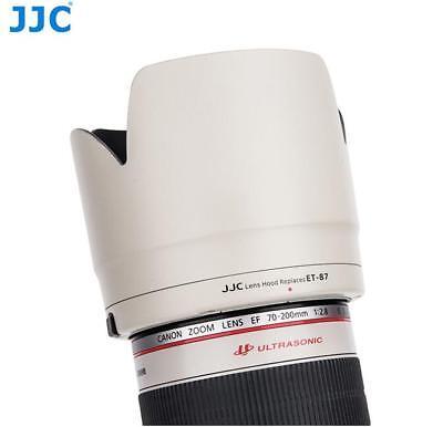 ET-87 Reversible Lens hood Shade for Canon EF 70-200mm f/2.8L IS III II USM Lens - Reversible Lens Hood
