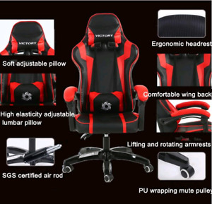 Ergonomic Office Computer and Gaming Chair