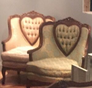 Furniture buffet stereo turn-table sofa chairs : from 100$ & Up