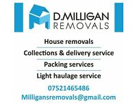 D. Milligan's removals