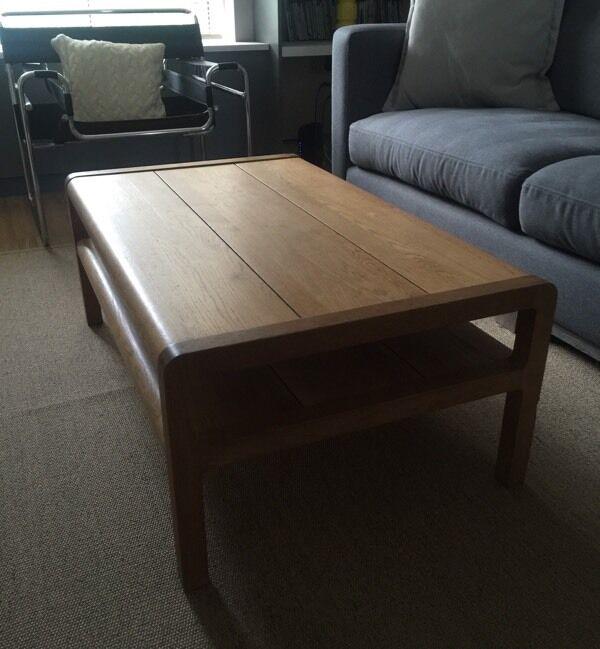 habitat radius coffee table | in brighton, east sussex | gumtree