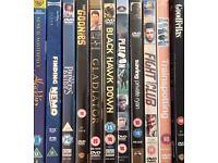 11 brilliant DVD's at a bargain price.