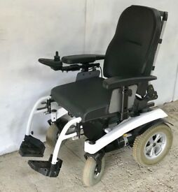 Van Oz Air ride large power chair mobility scooter