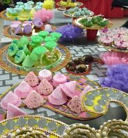 Favours Beauty Bar! Fresh Homemade Beauty Products At Your Event